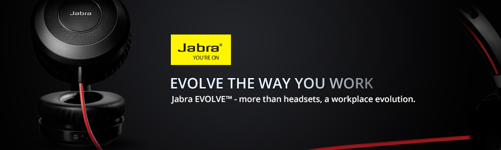 Jabra Evolve Headset 4296425